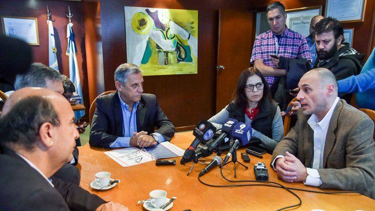 Quiroga: Entre ATEN, los porteros y el gobierno no hacen uno