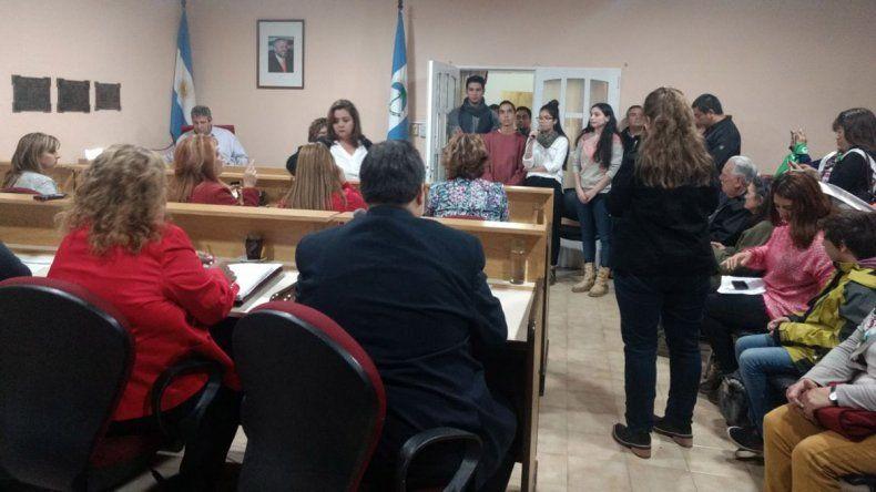 Plottier: el Concejo declaró la emergencia educativa
