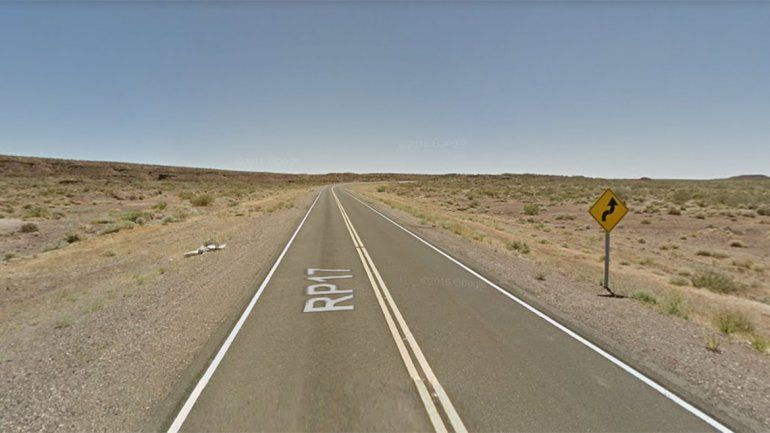 Un camión con 45 mil kilos de material volcó en Picún Leufú: murió el conductor