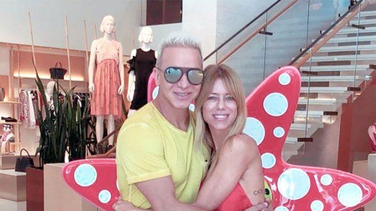 Hace un tiempo circuló el rumor de que entre Nicole y Flavio existió un affaire.