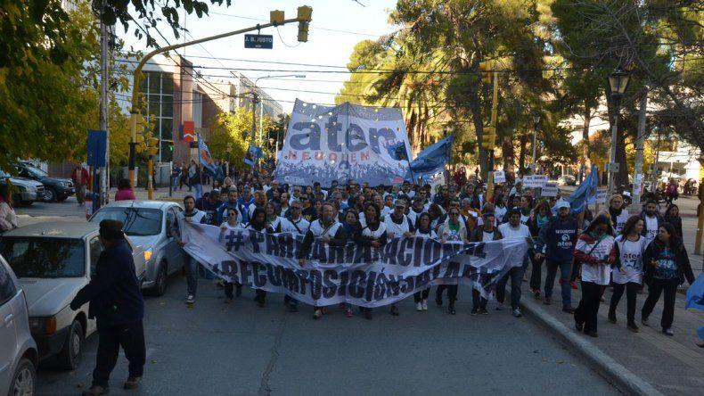 Conflicto docente: piden  la conciliación obligatoria