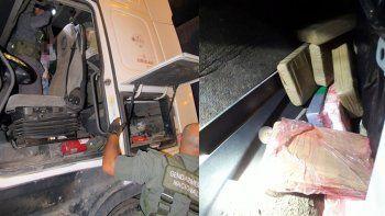Secuestran 21 kilos de droga que traían a Neuquén