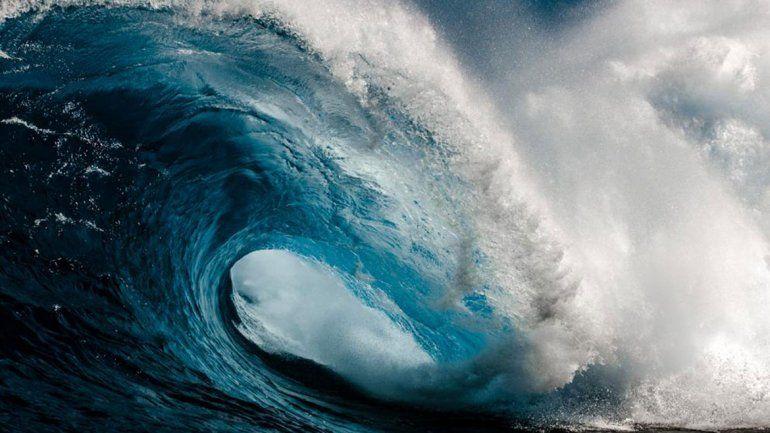 Ola de 24 metros rompe el récord en el hemisferio sur