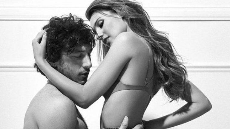 Pampita habló de sus fotos hot con Pico Mónaco