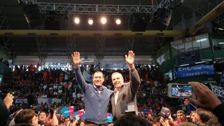 Gutiérrez: Estoy dispuesto a afrontar los desafíos electorales que se vienen