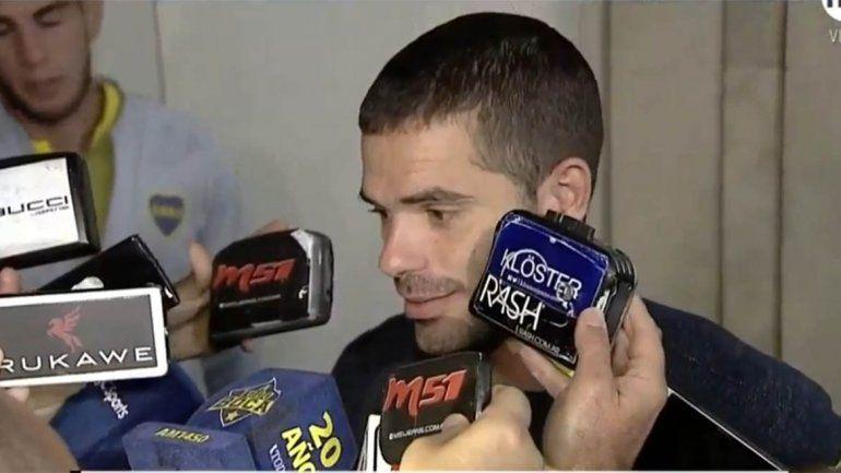 Gago, indignado con Rapallini: afirmó que les dijo que son malos y van a quedar afuera de la Copa