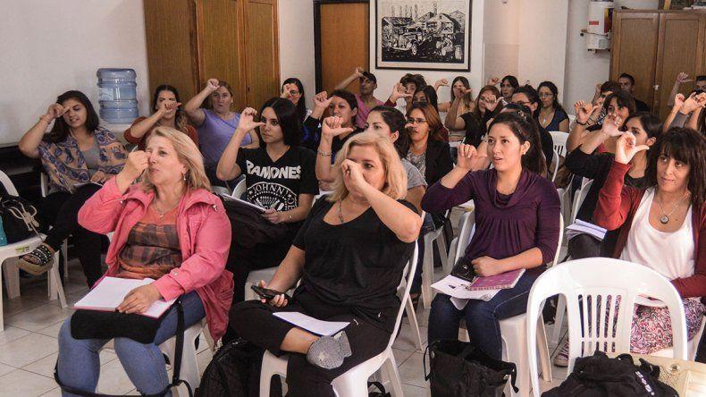 Se dictará en la UNCo la carrera  de lengua de señas