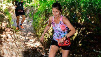 A la maratonista la encontraron lejos de la zona de la carrera.
