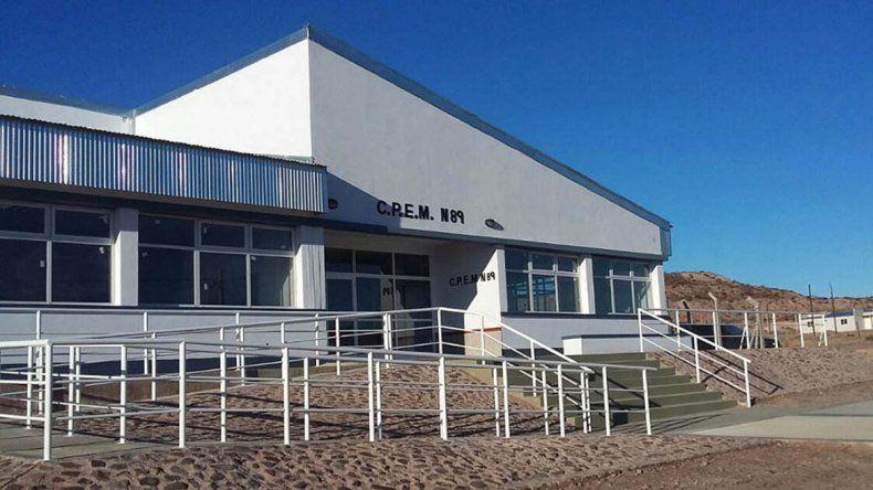 El CPEM 89 de Rincón estrena edificio