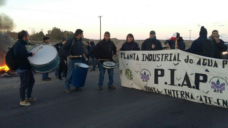 Tras el decreto de Gutiérrez, los trabajadores de PIAP denuncian suspensiones