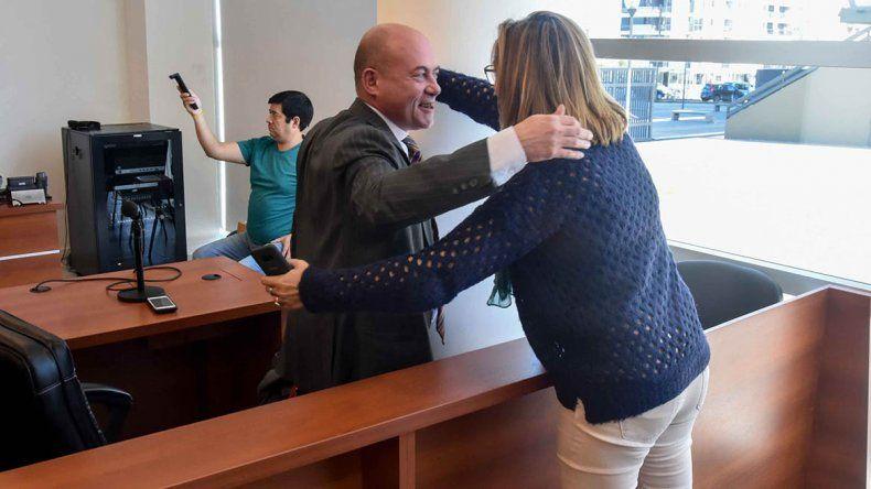 El tribunal absolvió al ex juez Muñoz por el beneficio de la duda