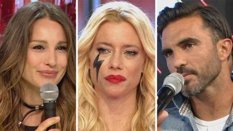 Arde Nicole: Pampita sumará a Cubero para hablar temas de pareja