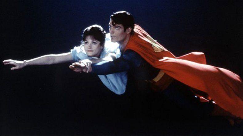 Murió Margot Kidder, la novia de Superman