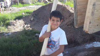heroe a los 7 anos: salvo a sus sobrinas de un incendio