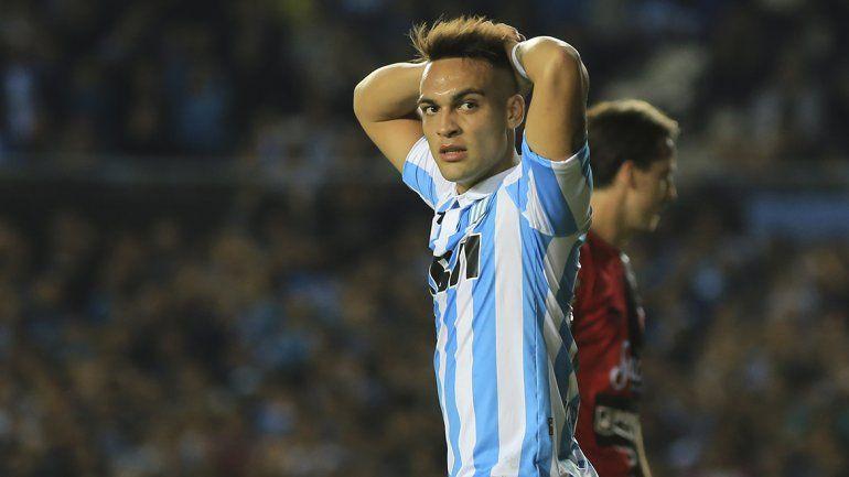 Racing perdió con Colón y se quedó sin Copa Libertadores