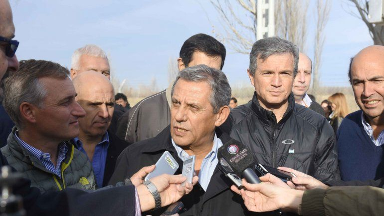 Quiroga: No es momento de proselitismo