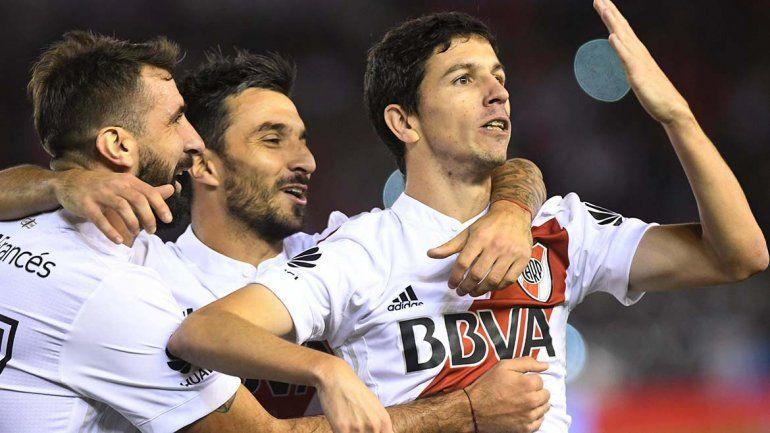 River se quedó con el clásico: le ganó 2 a 0 a San Lorenzo