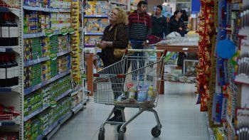 Neuquén encabezó las ventas en los supermercados de todo el país