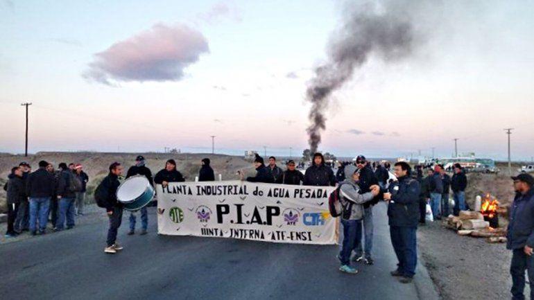 Trabajadores de la PIAP profundizan las protestas para cobrar