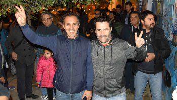 Darío Martínez será presidente del PJ. Zúñiga quiere conducir la ciudad.
