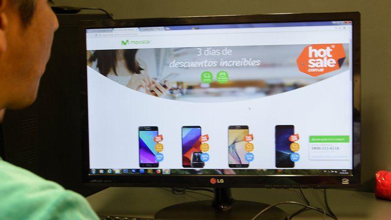 Hot Sale: los smart TV son  la vedette por el Mundial