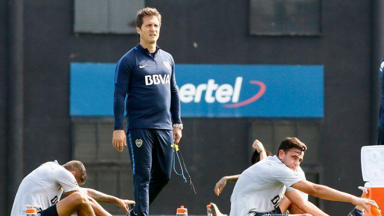 Guillermo pondrá lo mejor que tiene para buscar seguir con vida en la Copa Libertadores de este año.
