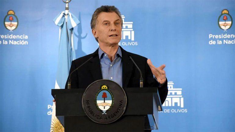 Macri recibirá en EE.UU. un premio por su dedicación incansable