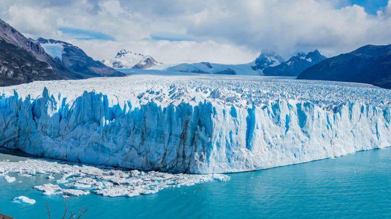 La cantidad de glaciares que tenemos en el país es enorme y diversa: son exactamente 16.968
