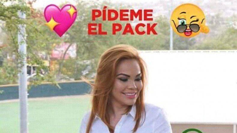 Paola Gárate les tuvo que pedir disculpas a los que entendieron mal.