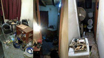 hallaron a un hombre abandonado en una casa de el progreso