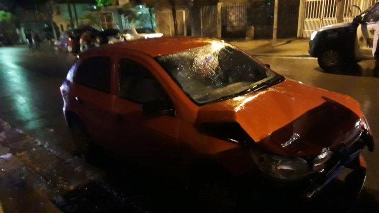 Pasaron a disponibilidad al policía que chocó borracho a una madre e hija