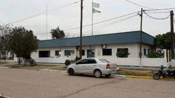 Colgate de esta era el nombre de la red de una comisaría de Chaco.