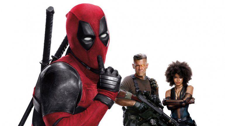 Deadpool 2: volvió El antihéroe