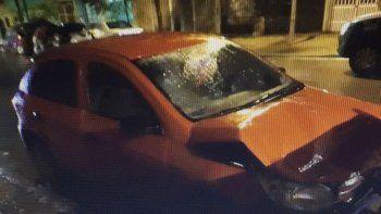 Un policía borracho chocó y fracturó a dos mujeres