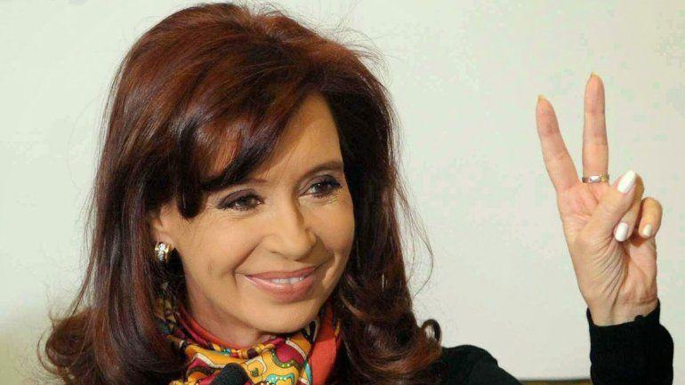 Hoy CFK cobra la asignación por haber sido jefa de Estado.