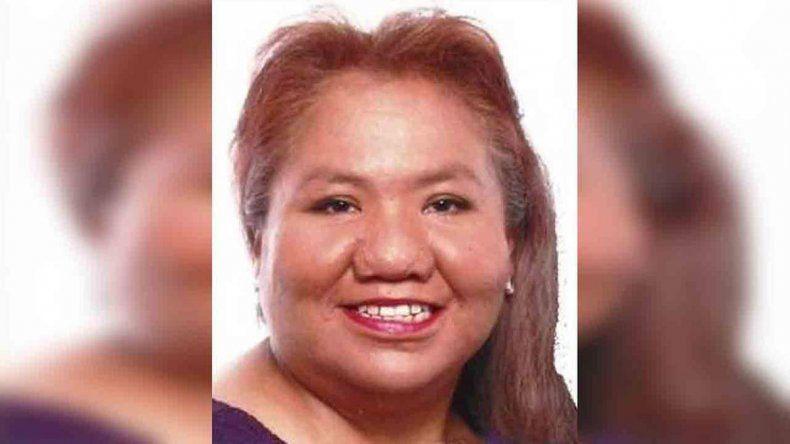 Tracy García vivía en Oklahoma y murió a metros de su casa.