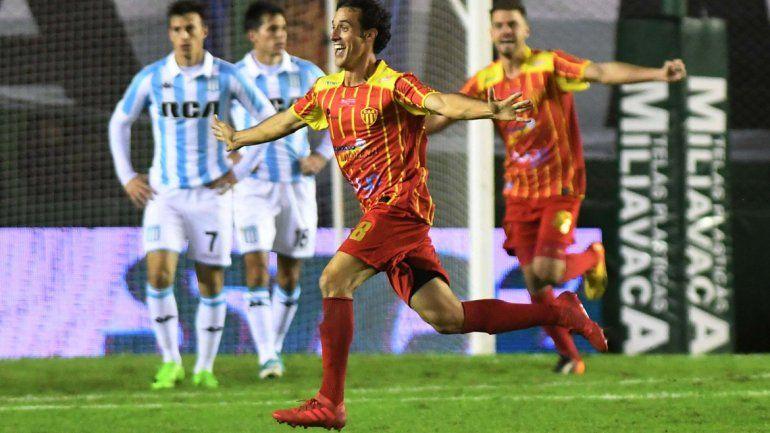 Racing quedó eliminado de la Copa ante Sarmiento de Resistencia