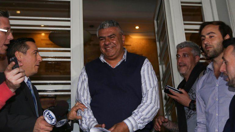Tapia encabezó la reunión
