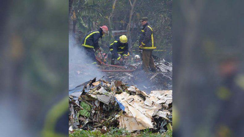Un matrimonio argentino entre las víctimas de la tragedia aérea cubana