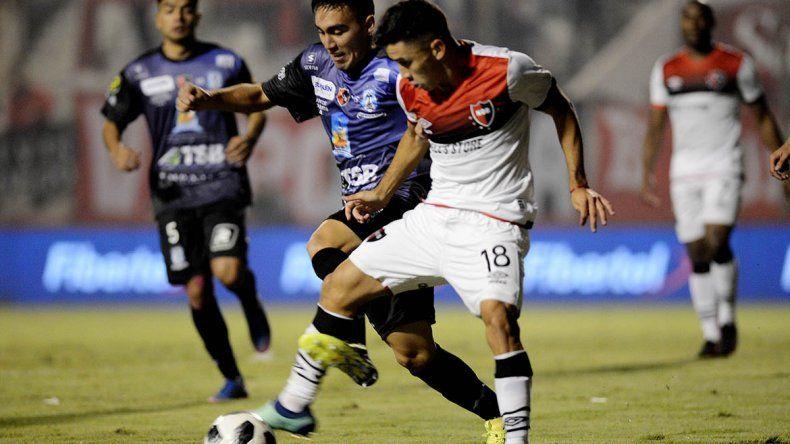 Digno papel de Deportivo Rincón que cayó derrotado 2 a 0 frente a Newells