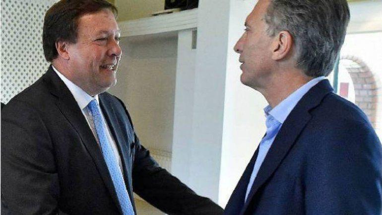Macri recibió a Weretilneck por el Presupuesto 2019