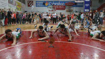 ¡somos campeones otra vez!: fiesta en los epade