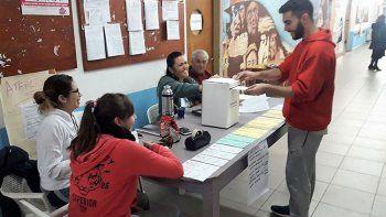 estan en marcha las elecciones para renovar las autoridades en la unco