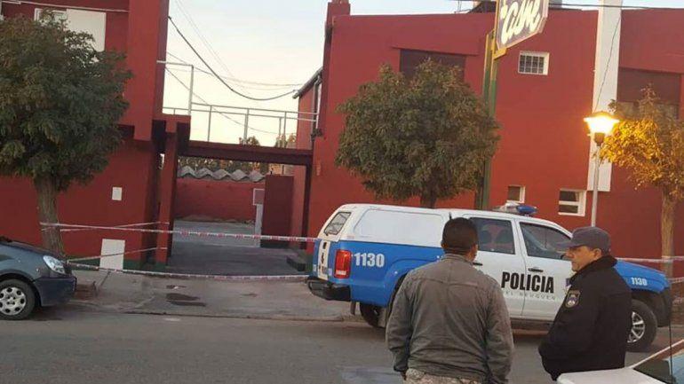 Una mujer murió en un hotel alojamiento de Cutral Co