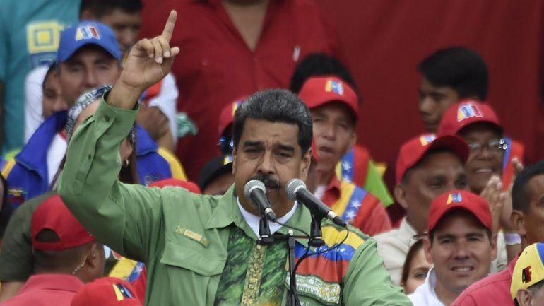 Entre polémicas, Maduro va por  la reelección