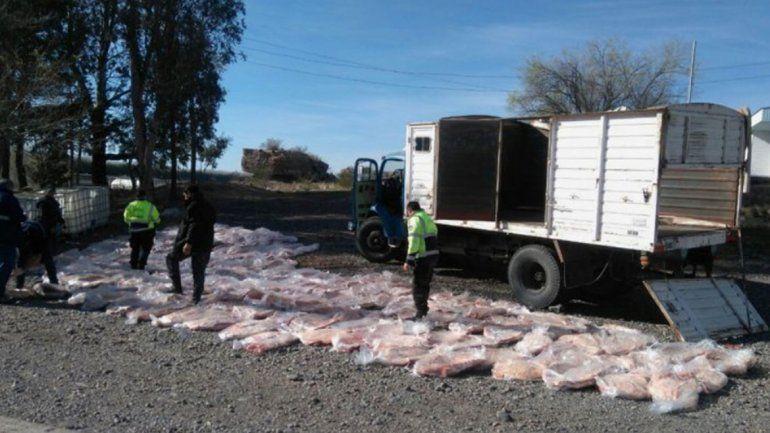 Parrillas bajo la lupa por el contrabando de carne