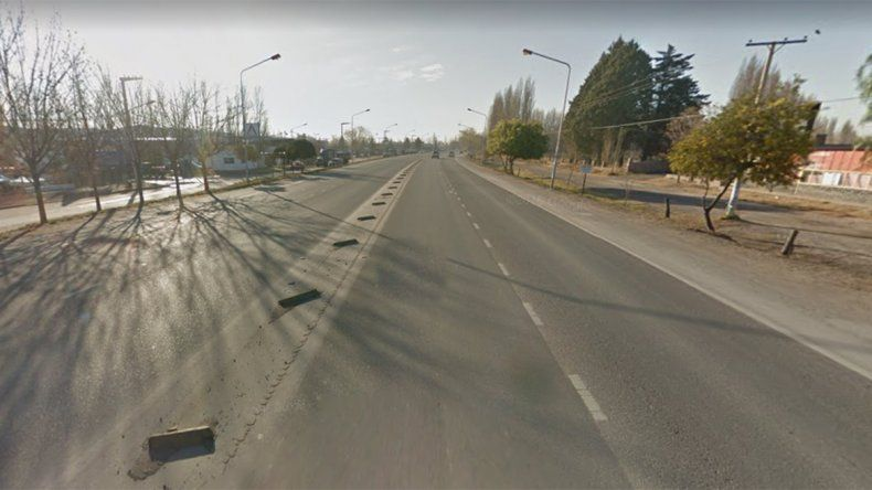 Una joven murió luego de ser atropellada sobre la Ruta 22