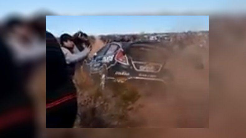 Cutral Co: al espectador atropellado se sumaron otros incidentes