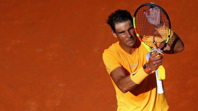 Nadal ganó por octava vez el torneo de Roma y recuperó el número 1