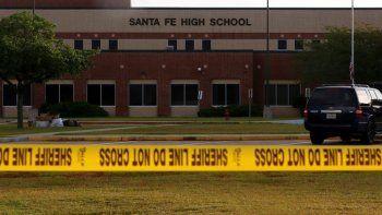 masacre en texas: el tirador revelo como eligio a sus victimas